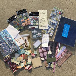 Scrapbooking items for Sale in Liberty Lake, WA
