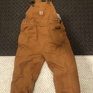 Carhartt Overalls Size 2t for Sale in Nashua, NH