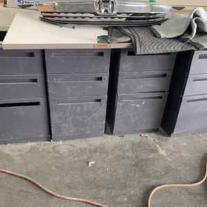 Under desk 3 Drawer storage Cabinets for Sale in Ontario, CA