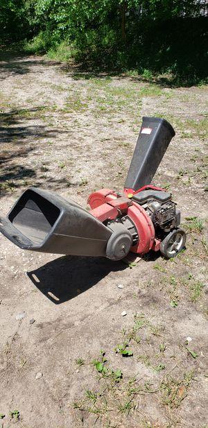 5.5 hp leaf shredder/stick chipper for Sale in Traverse City, MI