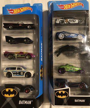 Hot wheels BATMAN collection for Sale in Clovis, CA