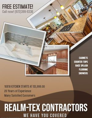 Kitchen cabinets and granite counter tops for Sale in Hutchins, TX