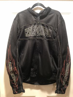 Harley Davidson Summer Riding Jacket (XL) for Sale in Fontana, CA