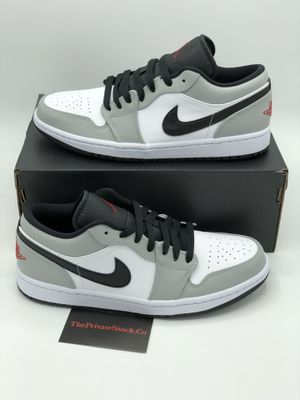 Jordan 1 Low Light Smoke Grey 💨 for Sale in Newport News, VA