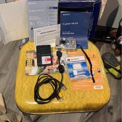 Sony Cyber-shot DSC-W100 Digital Camera for Sale in Buffalo,  NY