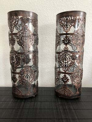 Candle Pillars for Sale in Renton, WA