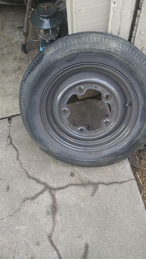 SELLING TRAILER RIM SIZE 5.60-15 for Sale in Stockton, CA