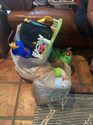 Free kids toys (karaoke, animals etc) age 1-4 for Sale in Cutler Bay, FL