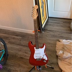 Electric Guitar Starcaster Strat guitar By Fender for Sale in Austin,  TX