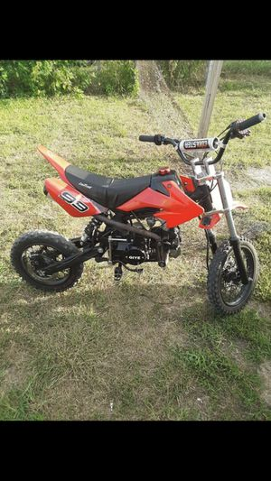 Coolster dirt bike 125cc 600 obo for Sale in Groveport, OH