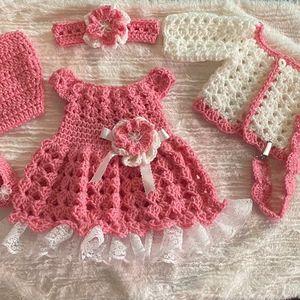 Crochet Newborn Set for Sale in Philadelphia, PA
