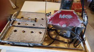 MK TILE SAW for Sale in Niles, IL