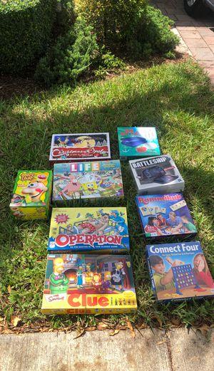 Board games for Sale in FL, US