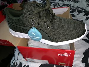 Puma running shoes size 9.5 Men for Sale in Covina, CA