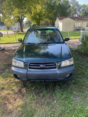 2004 Subaru Forester for Sale in Hampton, VA