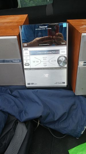 Panasonic Stereo System & DVD Player for Sale in Murfreesboro, TN