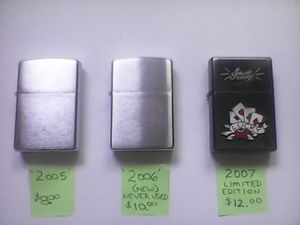 Zippo lighters for Sale in Los Angeles, CA