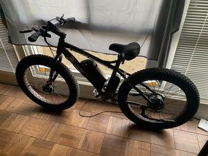 Electric bike for Sale in San Francisco, CA