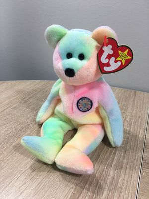 Birthday Bear Beanie Baby! And a whole lot more! for Sale in Lithopolis, OH