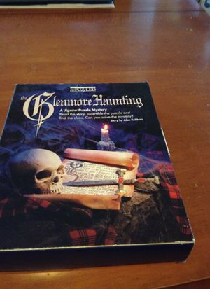 Jigsaw Puzzle Mystery. The Glenmore Haunting for Sale in Philadelphia, PA