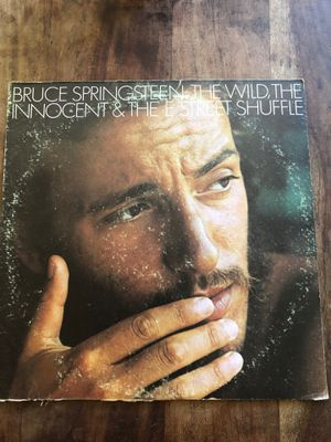 Bruce Springsteen record vinyl for Sale in Los Angeles, CA