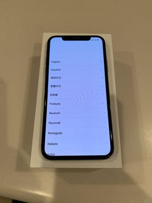 64GB iPhone X Verizon network for Sale in Chandler, AZ