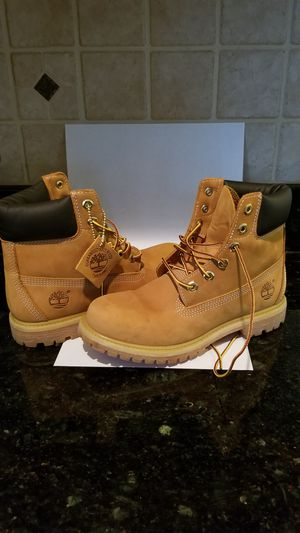 """Timberland 6"""" Premium Waterproof Boots(Size M7) for Sale in Ashburn, VA"""