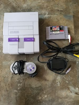 Original Super Nintendo for Sale in Maple Heights, OH