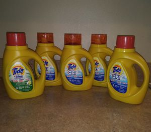 Tide simply...$14 all for Sale in Winter Haven, FL