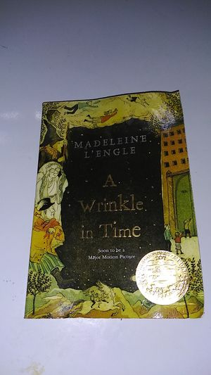 A wrinkle in time chapter book for Sale in Charlotte, NC