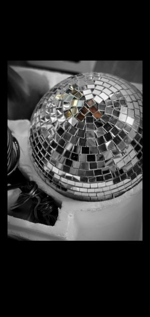 Light disco like new for Sale in Plainville, CT