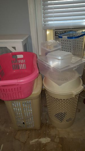 Lot of storage/hampers for Sale in Philadelphia, PA