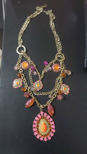 Italian Vintage Embellished Necklace in original condition by Monet for Sale in Overland Park, KS