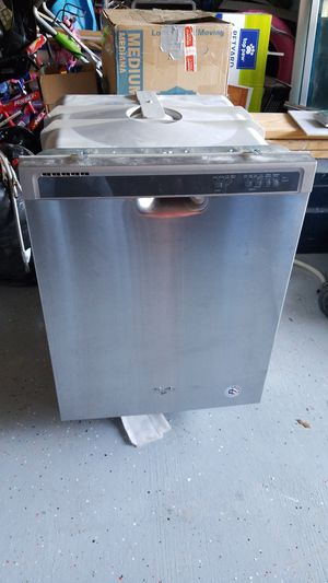 Stainless steel dishwasher for Sale in Austin, TX