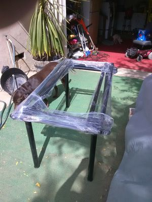Glass table and 4 chairs for Sale in Oceanside, CA