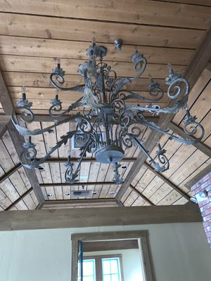 Iron Chandelier for Sale in Fairfield, CA