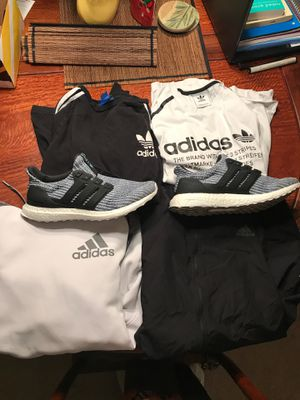Adidas set of clothes for Sale in Federal Way, WA