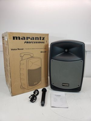 Marantz Professional Voice Rover Portable Speaker System for Sale in Downey, CA