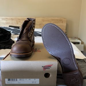 Red Wing Iron Ranger 8111 Brand New! Size 10 D for Sale in Minneapolis, MN