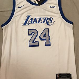 2021 The City Los Angeles Lakers Kobe Bryant Jersey (XL/XXL) for Sale in Santa Maria, CA