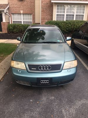 Audi for parts A6 1998 for Sale in Lancaster, PA