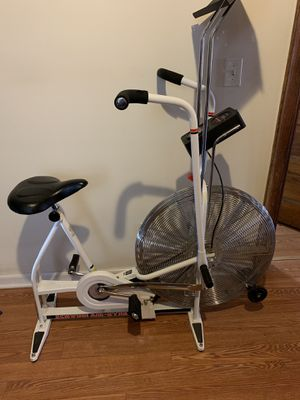 Vintage Schwinn Aerodyne Exercise Bike for Sale in Chicago, IL