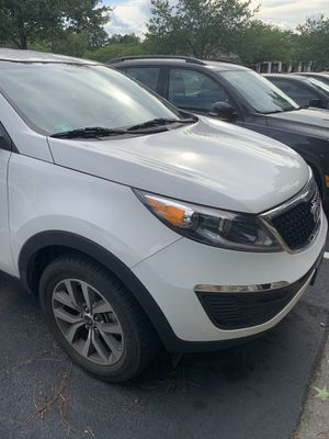 2014 Kia Sportage LX - Crossover SUV for Sale in Duluth, GA