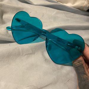 Blue Heart Sunglasses for Sale in Covina, CA
