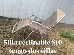 Patio chairs for Sale in Oklahoma City, OK
