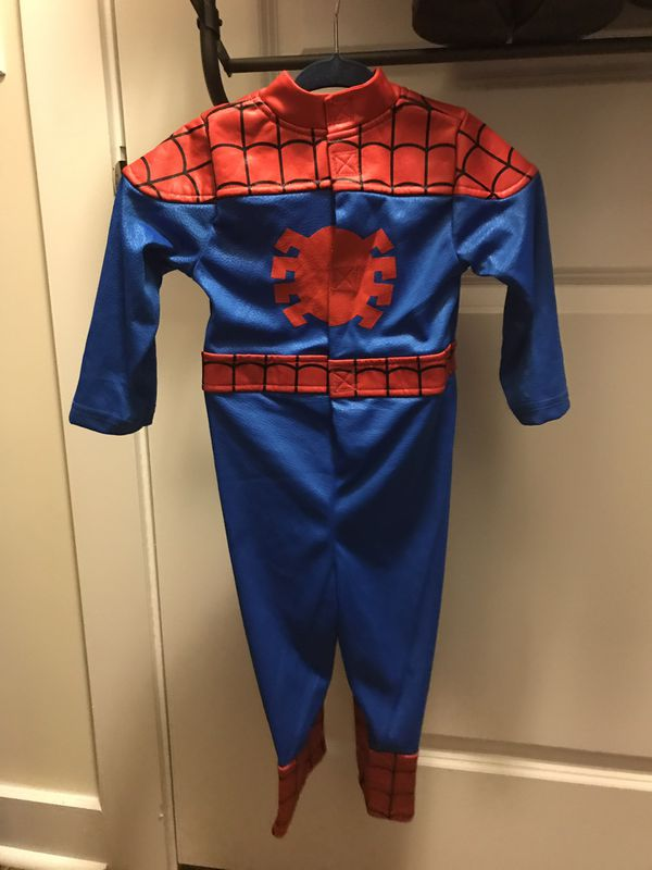 Disney Spider-Man Costume 18-24m *high quality*
