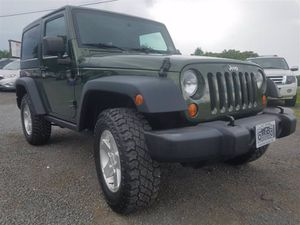 2007 Jeep Wrangler for Sale in Bealeton, VA