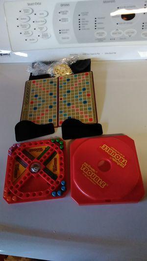 Travel game lot for Sale in Visalia, CA