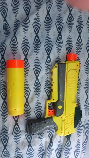 Fortnite suppressed pistol. Nerf gun for Sale in Portland, OR