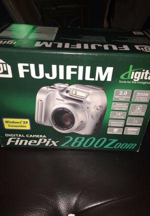 Vintage FujiFilm digital camera for Sale in Waxahachie, TX